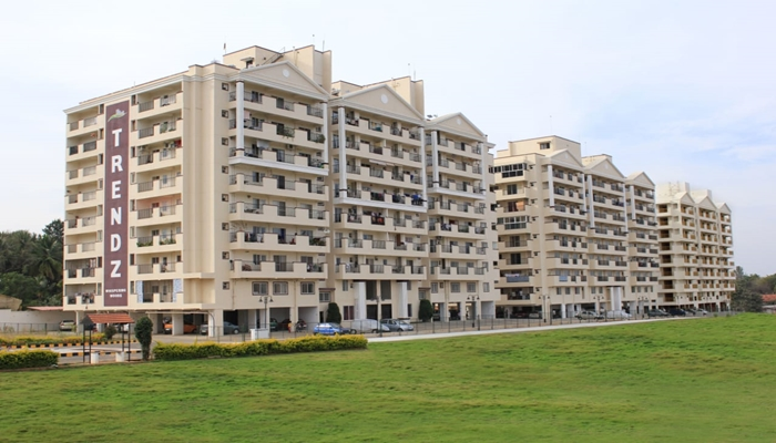 Trendz Whispering Woods | Best 2 BHK apartments for sale in Mysore