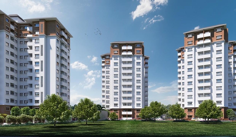 Zuari Kaveri Apartments   Luxury 2 and 3 BHK apartments in Mysore