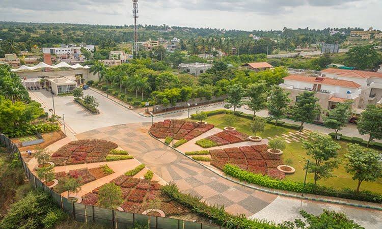 Zuari Brindavan Serenity   Luxury Villas in Mysore for Sale